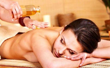 Dokonalý relax pri 60 alebo 90 minútovej masáži v Trifam club ZA POLOVICU! Vyberte si kokosovú, relaxačnú olejovú alebo čokoládovú masáž a užívajte si rozmaznávanie!