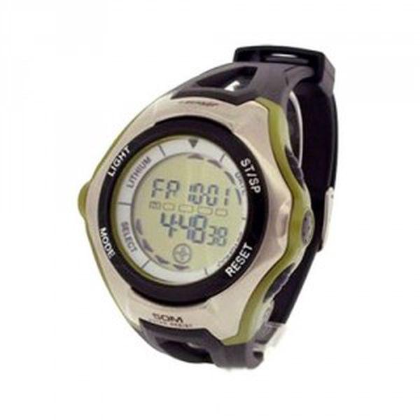 Špičkové sportovní hodinky Dunlop Navigator Compass DUN20 Green
