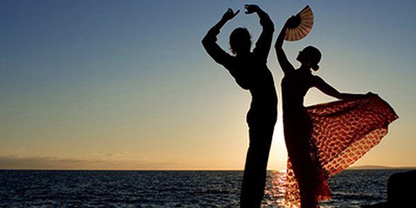 Taneční kurz Flamenca ve studiu Happy Time na Praze 3. Přijďte si zatančit!