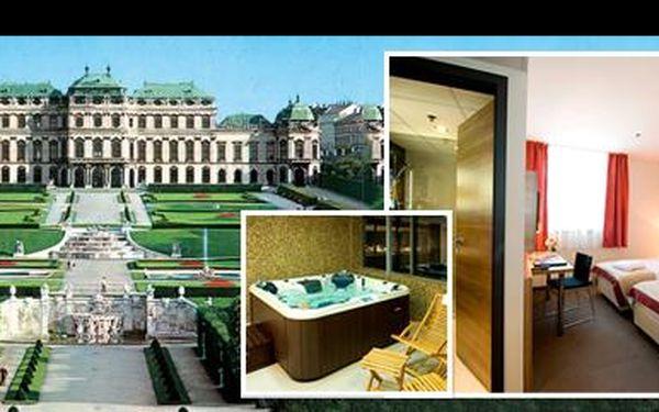 3 dny plné luxusu a relaxace pro 2 osoby v maďarské metropoli se 46% slevou! Užijte si **** hotel v Budapešti s neomezeným vstupem do wellness a fitness centra!