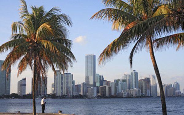 Jazykový kurz v Miami od 28 296Kč! 4 nebo 8 týdnů angličtiny efektivní a zábavnou formou!