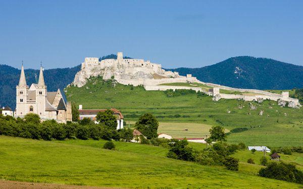 Slovenský raj pre DVOCH na 3 dni v Parkhotelu Centrum ve Spišskej Novej Vsi. Raňajky, fitness, solárium, zábava a platnosť až do októbra 2013. Nádherná príroda, lyžovanie a v okolí nespočetné množstvo pamiatok UNESCO!