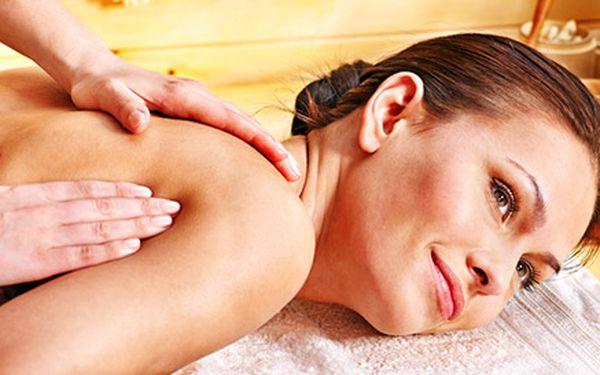 40 minútová masáž