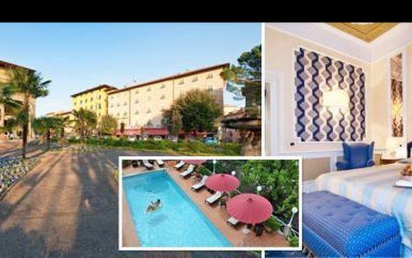 Luxusní dovolená v srdci Toskánska! 52% sleva na 6denní pobyt pro 2 osoby v nejoblíbenějších italských
