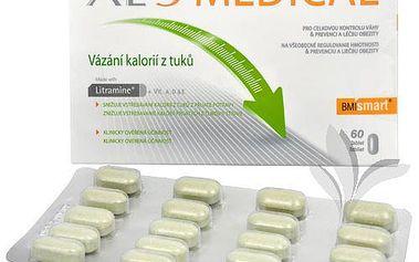XLtoS Medical Vázání kalorií z tuků s vitamíny 60 tbl.