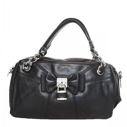Módní dámská kabelka od značky Fornarina. S ozdobnou mašlí se zámečkem.