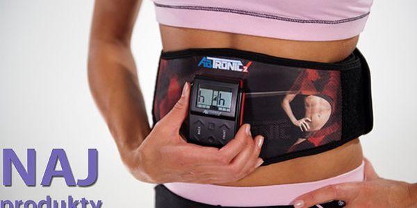Sexy ploché brucho bez námahy v posilňovni. Elektronický systém na cvičenie AbTronic X2 za najnižšiu cenu na trhu po 74% zľave len za 17,99 €.