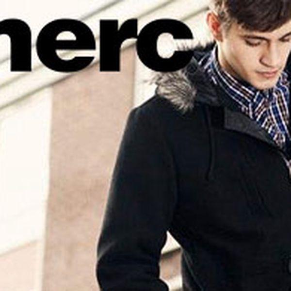 Pánská značková móda MERC