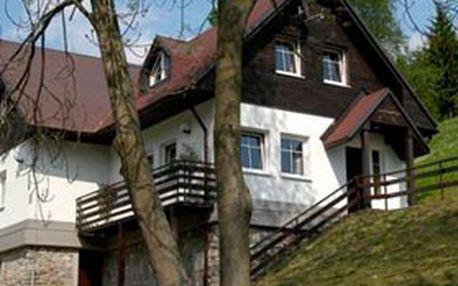 ZIMNÍ, JARNÍ nebo LETNÍ 3denní pobyt pro 2 osoby v příjemném penzionu SEDMIKRÁSKA v Krkonoších