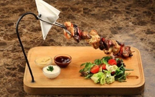 Vyníkající ČESKÁ + MEZINÁRODNÍ KUCHYŇ v oblibené restauraci U DOMINIKÁNA! Veškeré jídla se slevou 61%!! Přijďte si vychutnat speciality nejlepší kvality v luxusním interiéru!..