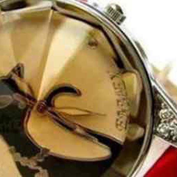 349 Kč za luxusní hodinky Enmex Pure Look s krystaly Swarovski!
