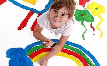 Hastrmánkovy tvořivé ručičky pro Vaše dětičky, 1 lekce jen 45 Kč