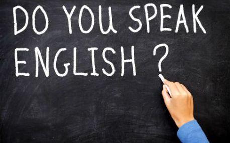 4měsíční kurz angličtiny! Naučte se jazyk 4x rychleji! V případě neúspěchu kurzu je další zcela ZDARMA!
