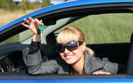 Akční cena na autoškolu! Vysoká úspěšnost složení testů. Pouze 50 míst, tak neváhejte!