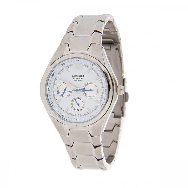 Pánske oceľové hodinky Casio