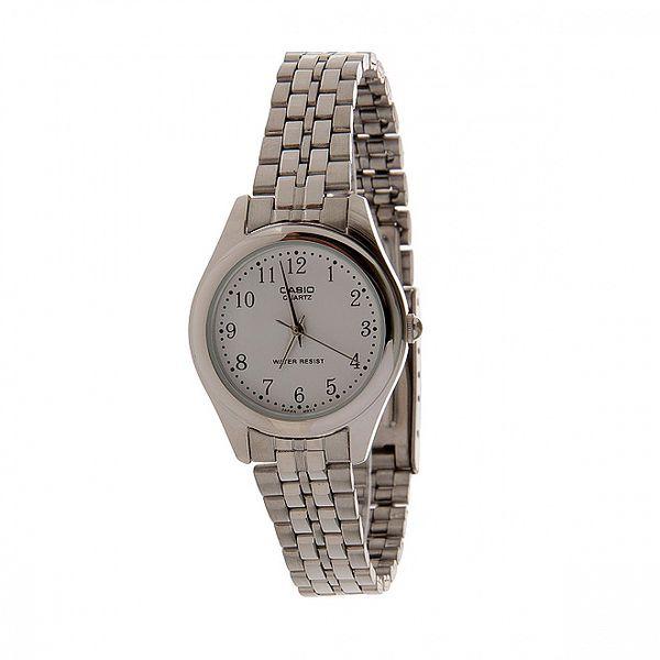 Dámské ocelové hodinky Casio