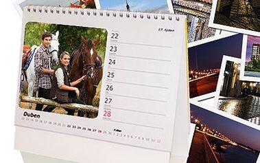Kalendář z vlastních fotografií! Celkem 54 fotek, na každý týden jedna - hodně radosti až do konce roku 2013 nebo 2014!