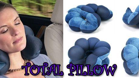 Zdravotní polštářek total pillow za 198 kč!