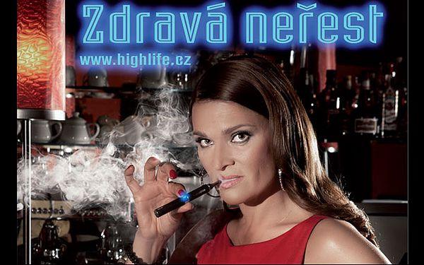 Moderné je nefajčiť. Ak napriek tomu holdujete cigaretám, doprajte si rovnakého pocitu, ale zdravo pre Vás i Vaše okolie. Elektronická cigareta bez dechtu už od 25,90 €.