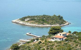 Týdenní pronájem chaty v Chorvatsku pro 1 osobu. Prožijte s partou kamarádů dovolenou na ostrově Pašmán tak trochu v jiném stylu!