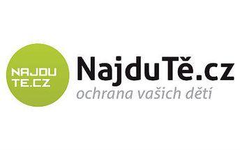 Asistenční služba pro vyhledání Vašich dětí NAJDU TĚ na 12 měsíců, provozováno ve spolupráci s Policií ČR a Ministerstvem vnitra! Do 9,5 sec. budete vědět, kde se Vaše dítě nachází!