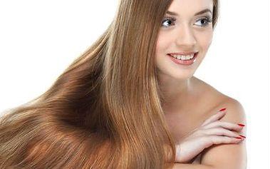 Zahuštění a prodloužení vlasů s 47% slevou!