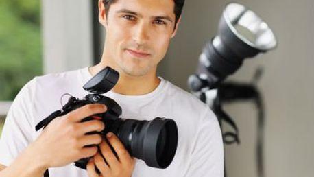 Kurz tvůrčí fotografie! 16 lekcí po 90 minutách! Učte se od profesionála!