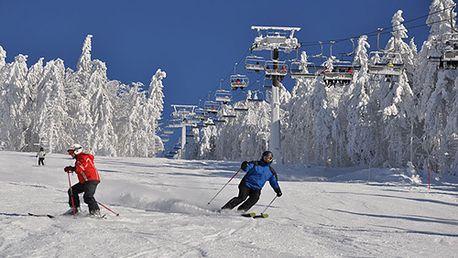 Jednodenní lyžovačka (19.1.) v Rakousku (Hochficht) včetně skipasu za 1350 Kč! Děti za 1000 Kč, běžkaři za 590 Kč!