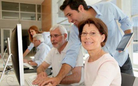Počítačový kurz pro seniory! 5 lekcí vás naučí posílat emaily, telefonovat přes Skype, pracovat ve wordu a víc!