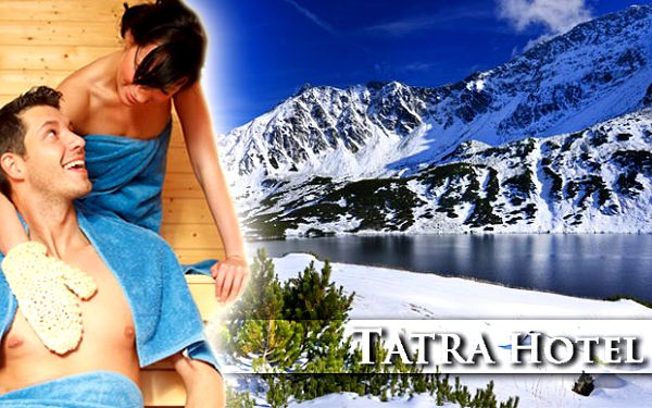 Trojdňový alebo štvordňový pobyt pod Tatrami so zľavou na celodenný vstup do Aquacity Poprad už od 62€. Zima vo dvojici s až 51% zľavou.