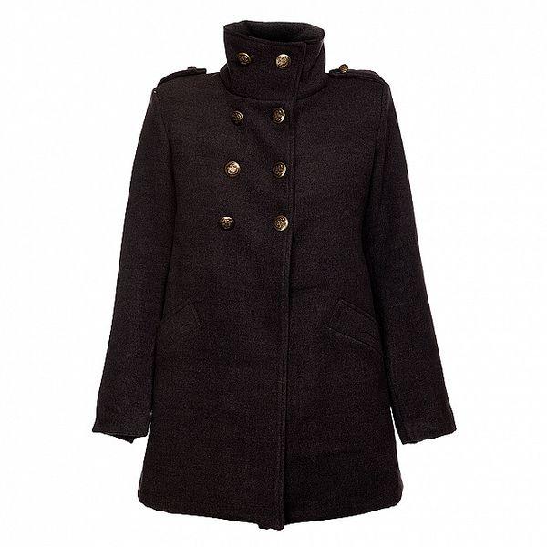 Šedý dámsky kabátik Bleifrei