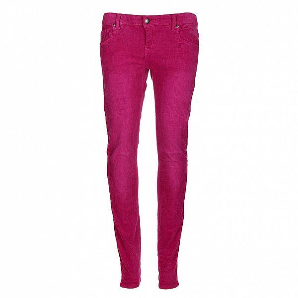 Dámske ružové nohavice Bleifrei