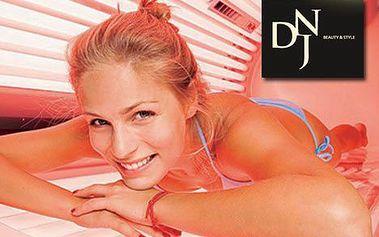 Len 2,90 € za 15 minút v kolagénovom soláriu v salóne DNJ Beauty&Style. Účinné omladzovanie pokožky so 72% zľavou.