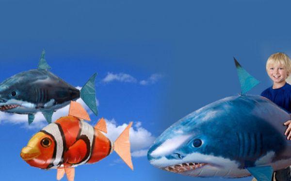 Novinka na českém trhu! Vítěz soutěže HRAČKA ROKU 2011 - Toy of the Year Awards! Létající ryba AIR RANGER- VYLEPŠENÁ PRO VERZE za skvělých 329 Kč! SLEVA 30% na helium přímo v e-shopu prodejce !!!