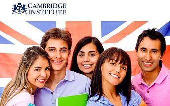Svetovo uznávaný cerfitikát Cambridge Institute z tepla vášho domova? Na výber kurzy obchodnej, lekárskej angličtiny a cestovného ruchu!