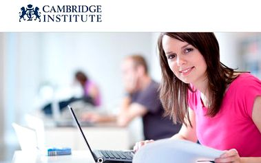 Svetovo uznávaný cerfitikát Cambridge Institute z tepla vášho domova? Najmodernejšia technológia online vyučovania, študijný plán individuálne navrhnutý podľa vašej úrovne!