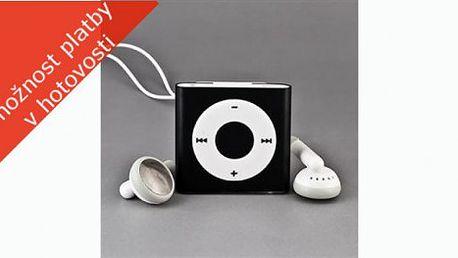 119 Kč za mini MP3 přehrávač se sluchátky, USB kabelem a nabíječkou. Vychutnávejte oblíbenou muziku na každém kroku s přehrávačem v pěti barvách.