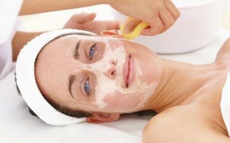 Kosmetické ošetření pro muže 60 minut!