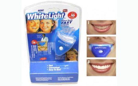 95 kč za oslňující bělostný úsměv?? S naší báječnou slevou 83% je to možné!! Revoluční přístroj white light za pouhých 95 kč!!