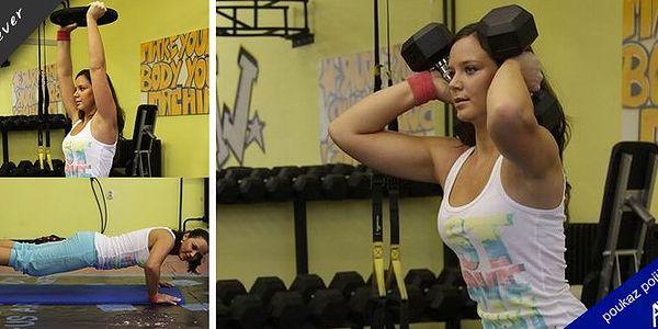 Dřina, dřina, dřina. To je CrossFit, dokonalé cvičení pro pevné tělo!Měsíční permanentka na skupinový trénink Cross fit se slevou 56%!!!
