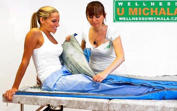 Jen 399 Kč za 5x lymfodrenáž s předchozí ruční lymfatickou masáží ve wellness U Michala v Plzni. Procedura pomocí lymfodrenážních kalhot patří mezi nejúčinnější a nejbezpečnější metody pro zformování postavy. Sleva 73%!