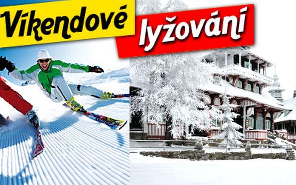 Na Vaše přání opakujeme: Třídenní pobyt v Beskydech pro DVA s POLOPENZÍ! Oblíbená chata v srdci Beskyd nabízí ideální zázemí pro veškeré zimní aktivity a výlety do okolí! Víkendové lyžování na Horní Bečvě za pouhých 1590 Kč!
