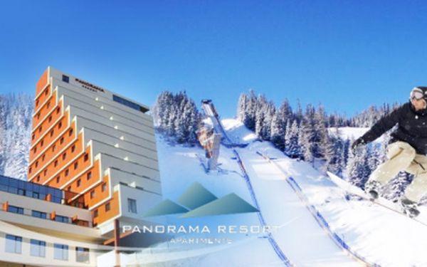 Vychutnejte si ZIMNÍ LYŽOVÁNÍ přímo na Štrbském Plese v nově rekonstruovaném hotelu Panorama ve VYSOKÝCH TATRÁCH. Již od 2930 Kč POBYT pro 2 osoby na 3 dny! Možnosti pobytu také na 5 dní či pro rodiny s dětmi. Sleva až 70%!