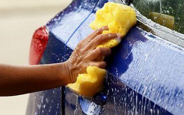 Ruční mytí a čištění vozidel! Vybrat si můžete čištění karosérie, ale i interiéru!
