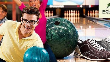 Bowling pre 6 osôb