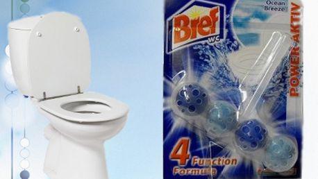 10x BREF Power Aktiv do WC len za 9,90€!