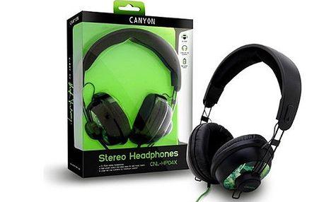 Nový model sluchátek v DJ stylu - vč. poštovného!