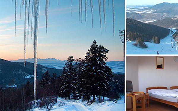 SKI pobyt v horskom hoteli Hutník Plejsy