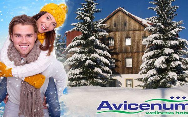 Zimní dovolená v Jizerských horách za super cenu
