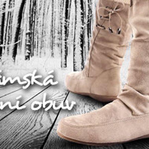 Stylové dámské kozačky – 10 modelů kozaček s kožíškem, na podpatku či nízké platformě